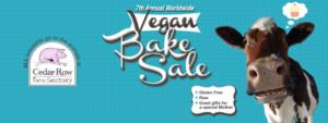 7th Annual Worldwide Vegan Bake Sale @ VegOut | London | Ontario | Canada